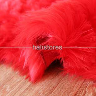 Liviadora Kırmızı Post Halı 140x200 - Thumbnail
