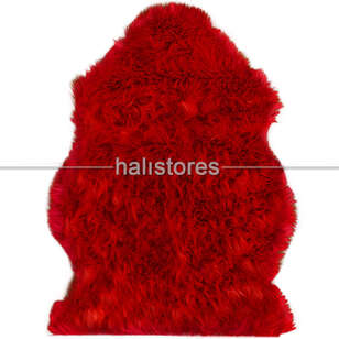Liviadora Kırmızı Post Halı 90x145 - Thumbnail