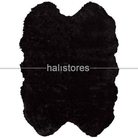 Liviadora Siyah Post Halı 140x200