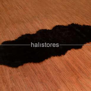 Liviadora Siyah Post Halı 70x200 - Thumbnail