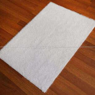 Liviadora - Liviadora Tüylü Halı Beyaz (1)