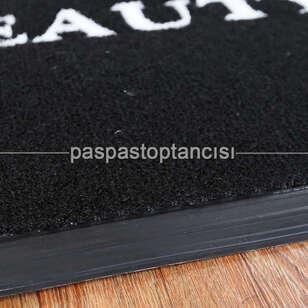 Mağazalar için Logolu Koko Paspas - Thumbnail