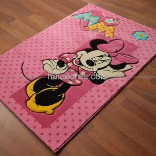 - Minnie Mouse Çocuk Halısı Kids 485 (1)