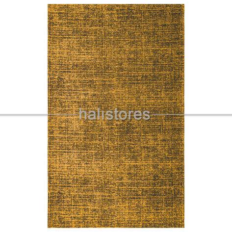Halıstores - Modern Desenli Sarı Halı CPL 03 (1)
