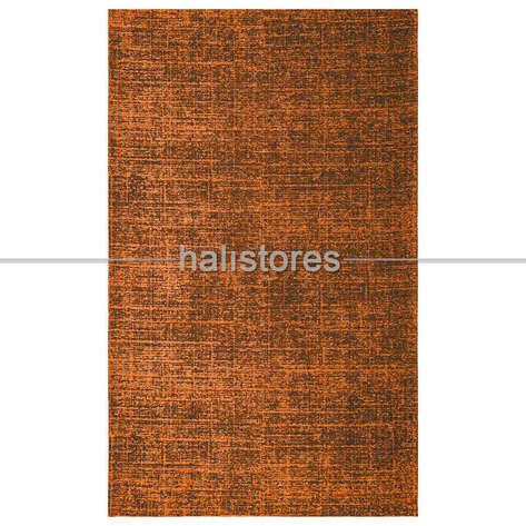 Halıstores - Modern Desenli Turuncu Halı CPL 03 (1)