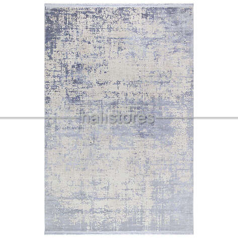 Halıstores - Modern Mavi Salon Halısı Cordoba (1)