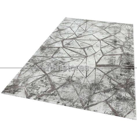 Halıstores - Modern Yolluk Halı CM 16 Antrasit (1)