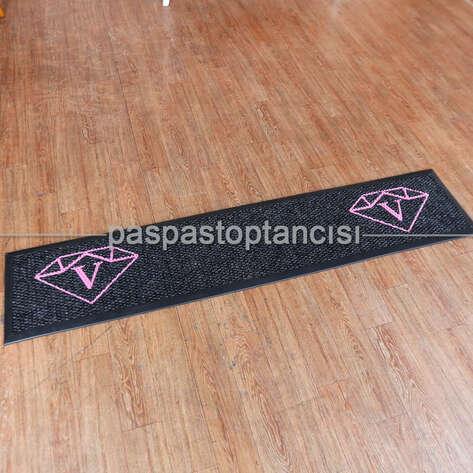 Paspas Toptancısı - Mücevher Mağazaları için Logolu Paspas (1)