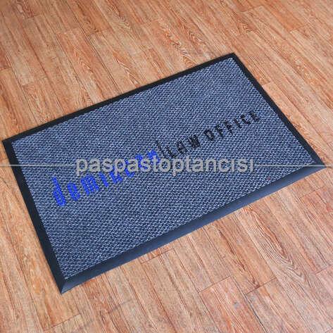 Paspas Toptancısı - Ofisler için Logolu Paspaslar (1)