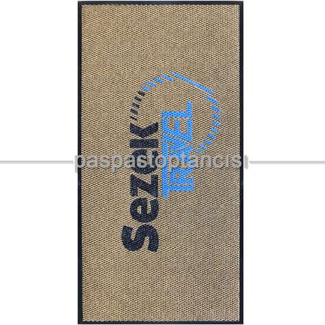Paspas Toptancısı - Ofislere Özel Logolu Paspas (1)