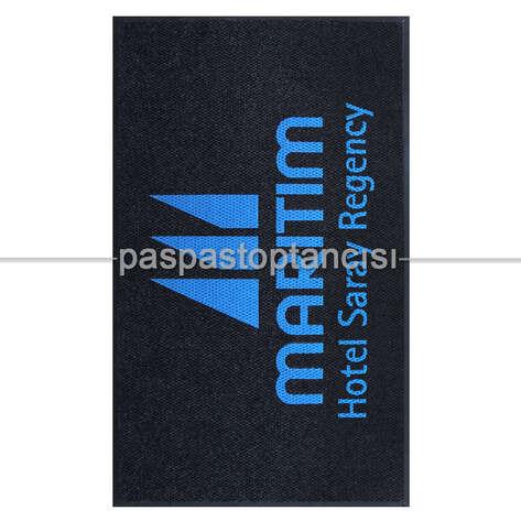 Otel için Logolu Halı Paspaslar
