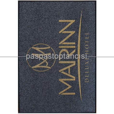 Paspas Toptancısı - Oteller için Özel Logolu Halı Paspaslar (1)
