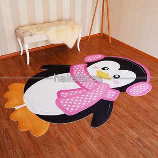 - Penguen Özel Tasarım Çocuk Halısı (1)