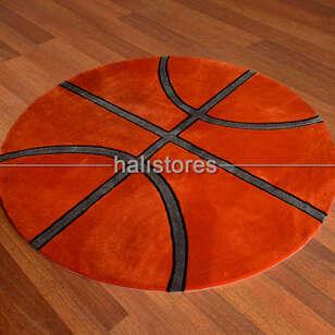 Pierre Cardin Halı - Pierre Cardin Halı Custom Design Kids Basketbol Topu Halı (1)