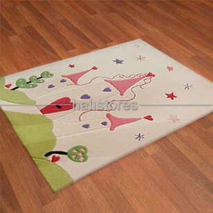 Pierre Cardin Halı Custom Design Kids Şato - Thumbnail
