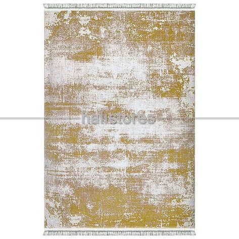Pierre Cardin Halı - Pierre Cardin Sarı Halı Otantik E012C (1)