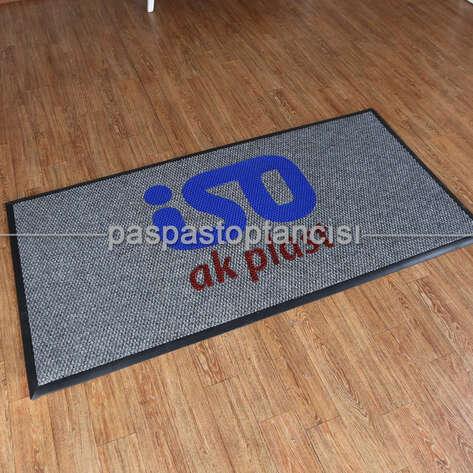 Paspas Toptancısı - Plastik Firmaları için Logolu Paspas (1)