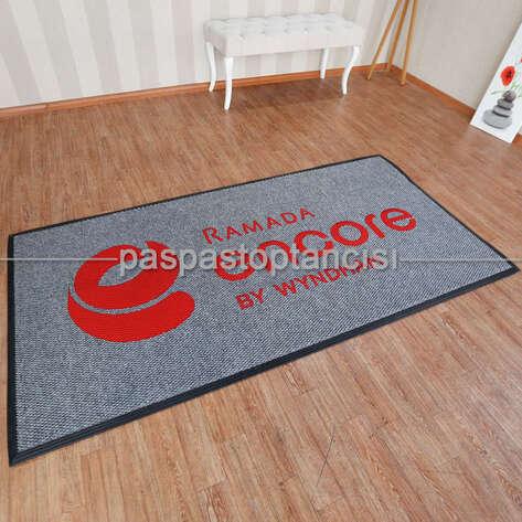 Paspas Toptancısı - Ramada Otel Logolu Paspas (1)