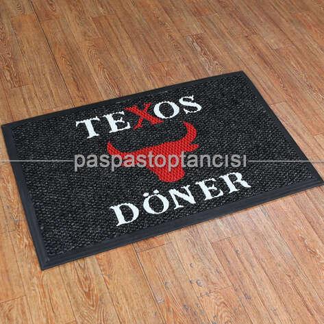 Paspas Toptancısı - Restaurant için Logolu Paspaslar (1)