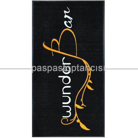 Paspas Toptancısı - Restaurantlar için Logolu Koko Paspas (1)