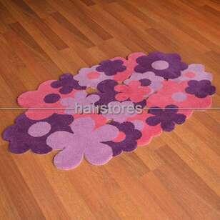 Royal Halı - Royal Halı Custom Design Çiçekler Halı (1)