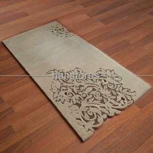 Royal Halı - Royal Halı Custom Design Krem Itır Halı (1)