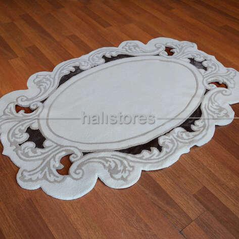 Royal Halı - Royal Özel Tasarım Halı Ayna C198A (1)