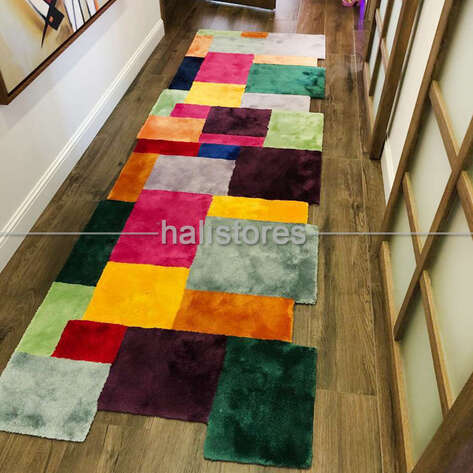 Royal Halı - Royal Özel Tasarım Renkli Halı (1)