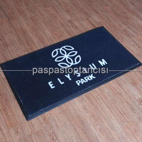 Paspas Toptancısı - Siteler için Logolu Koko Paspas (1)