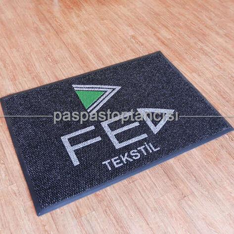 Paspas Toptancısı - Tekstil Firmaları için Logolu Paspas (1)