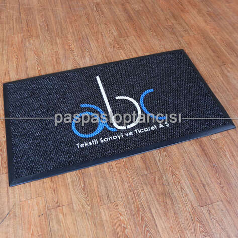 Paspas Toptancısı - Tekstil Firmalarına Özel Logolu Paspas (1)