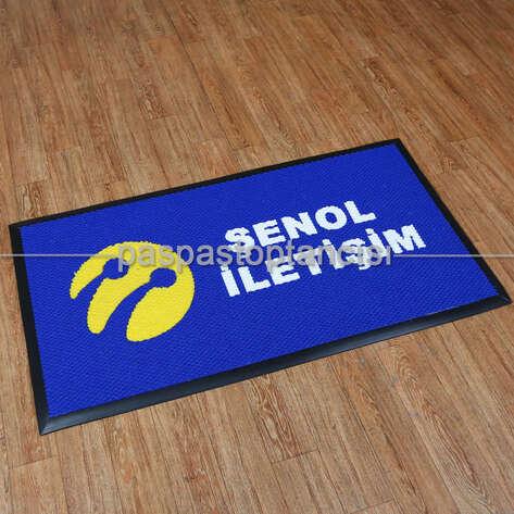 Paspas Toptancısı - Turkcell Mağazaları için Logolu Paspas (1)