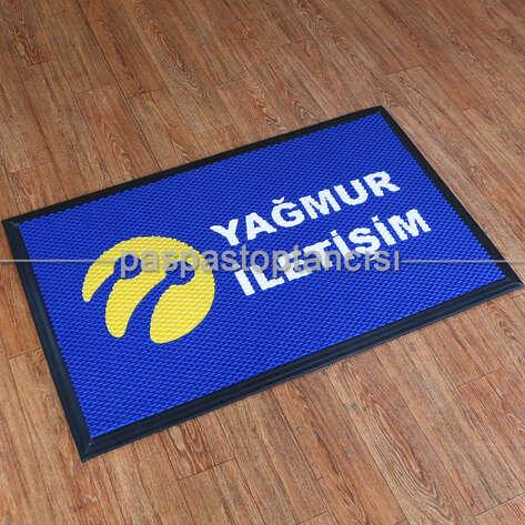 Paspas Toptancısı - Turkcell Mağazaları için Logolu Paspaslar (1)