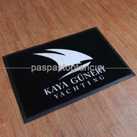 Paspas Toptancısı - Yatlara Özel Logolu Koko Paspas (1)