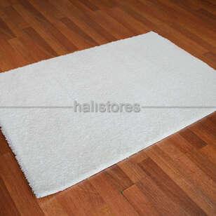 - Yumuşak Tüylü Halı Comfort 1006 Beyaz (1)