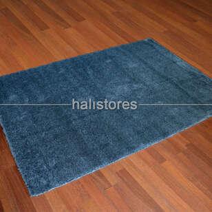 - Yumuşak Tüylü Halı Comfort 1006 Mavi (1)